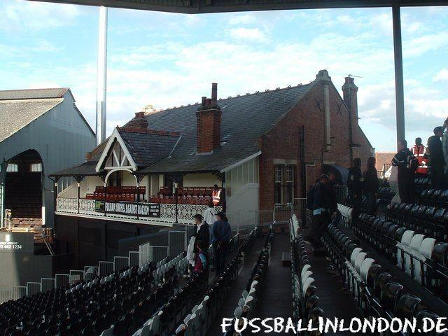 Craven Cottage Stadion Von Fulham Fc