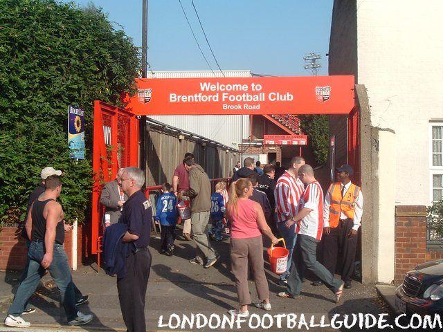 Brentford Community Stadium Groundbreaking - twitter.com